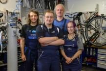 Speiche Inspektion E-Bike zum Winterpreis