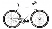 Bulls Recreation Ground 1 Singlespeed Herren Weiß Modell 2017