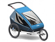 Croozer Croozer Kid Plus for 2 blau