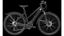 """Bulls Cross Rider Evo E-Bike 28"""" Schwarz-Matt 10-Gang Modell 2019"""