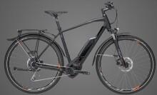"Bulls Cross Street E1 CX E-Bike 28"" Schwarz 9-Gang Modell 2019"
