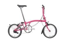 Brompton M6LD Hot Pink