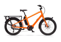 ben-e-bike Benno Boost E CX orange oder anthrazit