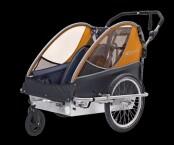 Kindercar Twin Sport All inclusiv