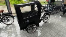 cangoobikes Cangoo Groovy Cargo E-Bike