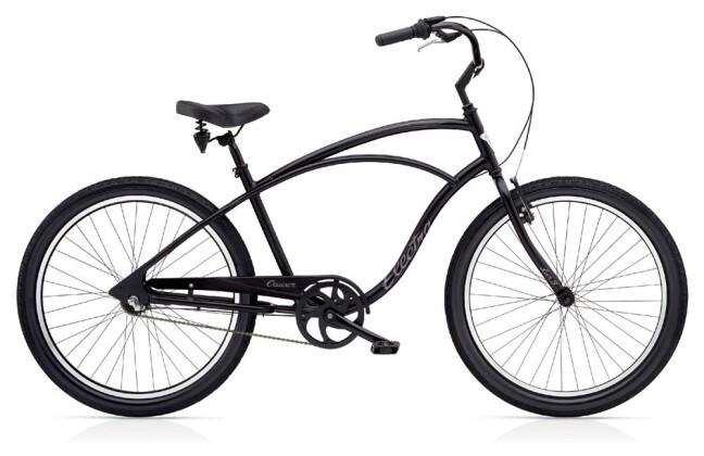 Cruiser-Bike Electra Bicycle Cruiser Lux 3i Men's 2018