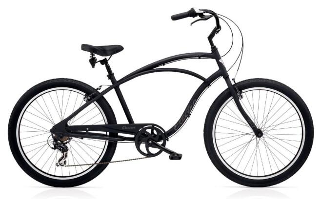 Cruiser-Bike Electra Bicycle Cruiser Lux 7D Men's 2018