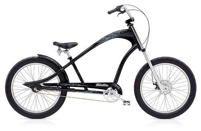 Cruiser-Bike Electra Bicycle GHOSTRIDER 3i Men's 24 2018