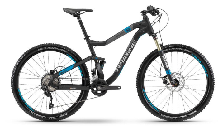 Mountainbike Haibike SEET FullSeven 5.0 2018