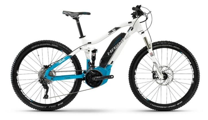 E-Bike Haibike SDURO FullLife 6.0 2018