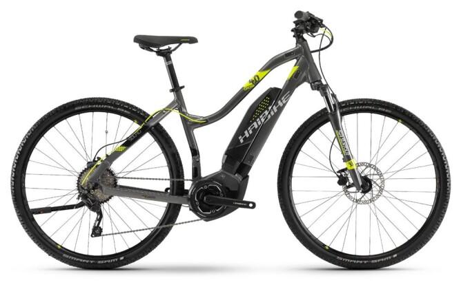 E-Bike Haibike SDURO Cross 4.0 2018