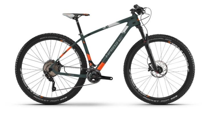 Mountainbike Haibike GREED HardNine 8.0 2018
