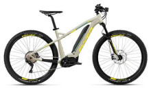 E-Bike FLYER Uproc 2 Sandbeige/Zitronengelb/Icegrün