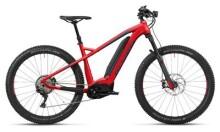 E-Bike FLYER Uproc 2 Bengalrot/Azurblau