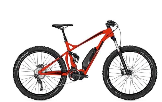 E-Bike Univega RENEGADE S 4.5 2018