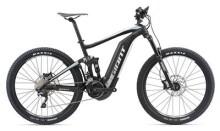 E-Bike GIANT Full-E+ 2 Black/Grey/White