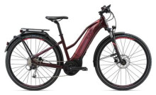 E-Bike Liv Amiti-E+ 1 LTD Red
