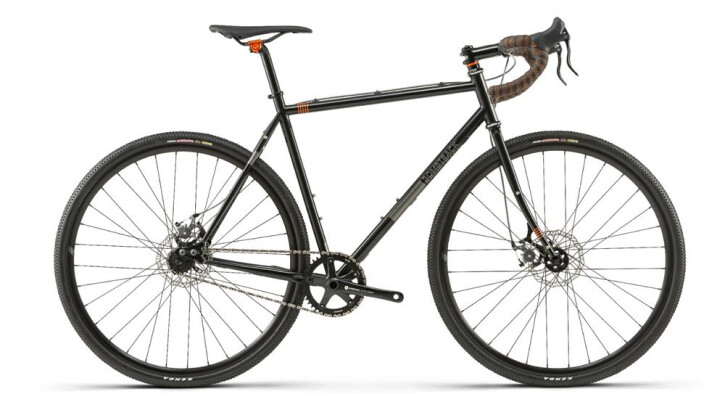 Urban-Bike Bombtrack ARISE-2 Black 2018