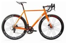 Race Cinelli NEMO DISCO Rahmenset orange