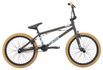Haro DOWNTOWN DLX  matt rootbeer  20.3'