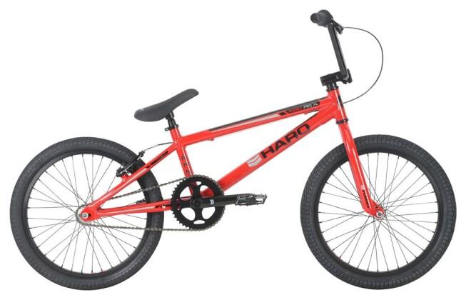 """BMX Haro ANNEX PRO XL  race rot 21"""" 2018"""