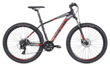 Mountainbike Ideal PRO RIDER black