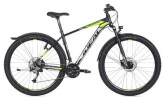Mountainbike Ideal ZIGZAG SUV black