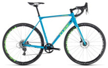 Rennrad Cube Cross Race SL blue´n´green