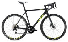Rennrad Cube Cross Race black´n´flashyellow