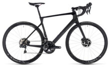 Rennrad Cube Agree C:62 SLT Disc carbon´n´black