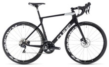Rennrad Cube Agree C:62 Race Disc carbon´n´white