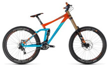 Mountainbike Cube Two 15 SL 27.5 blue´n´orange