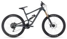 Mountainbike Cube Hanzz 190 TM 27.5 grey´n´black