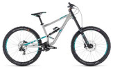 Mountainbike Cube Hanzz 190 SL 27.5 metal´n´mint