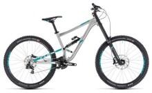Mountainbike Cube Hanzz 190 SL 27.5 metal´n´mint