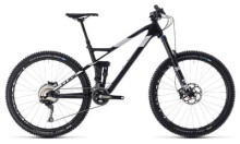 Mountainbike Cube Stereo 140 HPC SL 27.5 carbon´n´white
