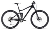 Mountainbike Cube Stereo 120 HPC SL carbon´n´grey