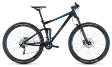 Mountainbike Cube Stereo 120 black´n´blue