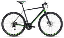 Trekkingbike Cube SL Road Race iridium´n´green
