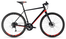 Trekkingbike Cube SL Road Pro black´n´red