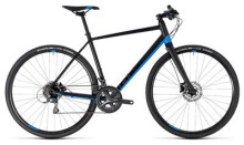 Trekkingbike Cube SL Road black´n´blue