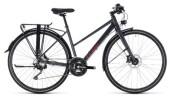 Trekkingbike Cube Travel Sport iridium´n´red