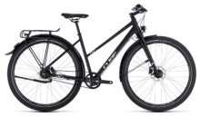 Trekkingbike Cube Travel Pro black´n´white