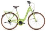 Citybike Cube Elly Ride green´n´black