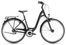 Citybike Cube Town Pro black´n´black