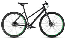 Mountainbike Cube Hyde Race black´n´green