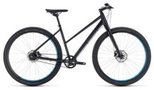 Mountainbike Cube Hyde Pro black´n´blue