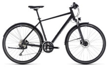 Trekkingbike Cube Nature SL Allroad black´n´grey
