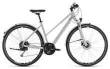 Trekkingbike Cube NaturePro Allroad bright grey´n´white