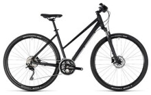 Crossbike Cube Nature SL black´n´grey